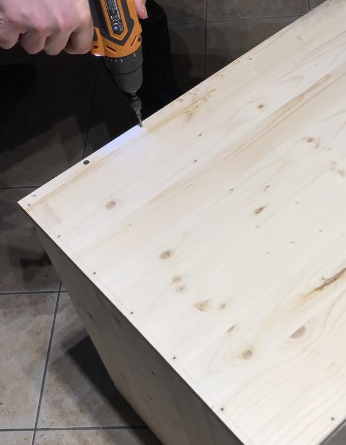DIY Deine Eigene Jump Box Plyo Selber Bauen 76x61x51 Cm
