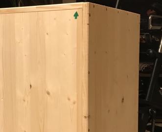 Somit Nutzt Du Deine Box Gleichmassig Ab Und Kannst Schauen Welche Seite Ebener Auf Dem Boden Steht